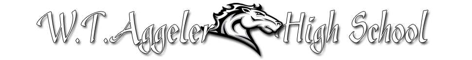 Aggeler High School  Logo